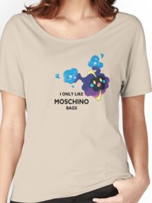 MOSCHINO NEBBY Women's Relaxed Fit T-Shirt