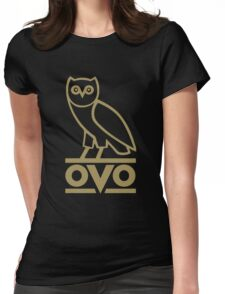 Ovo Womens Fitted T-Shirt