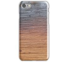 cracking ripples iPhone Case/Skin