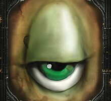 eye of the beholder by Mark Rodriguez (Godriguez)
