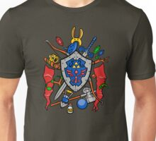 Legend of Items Unisex T-Shirt