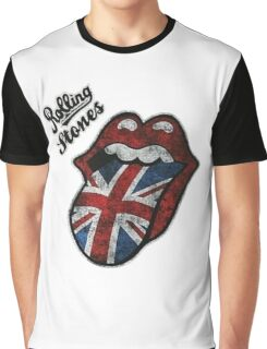 Rolling stones 3 Graphic T-Shirt