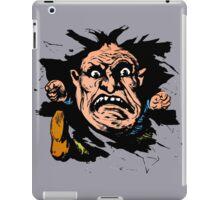 Angry Man iPad Case/Skin