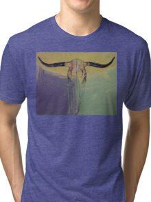Bull Tri-blend T-Shirt