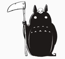 Mary Death - Totoro Death by marydeathcomics
