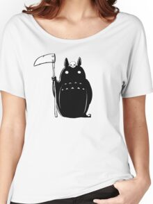 Mary Death - Totoro Death Women's Relaxed Fit T-Shirt