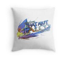 THAT AINT FALCO Throw Pillow