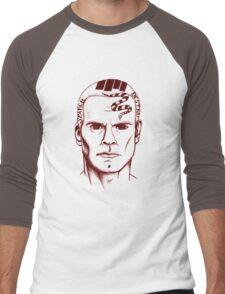 Henry Rollins Men's Baseball ¾ T-Shirt
