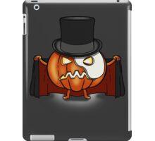 The Pumpkin of the Opera. iPad Case/Skin