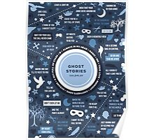 Coldplay Ghost Stories Poster
