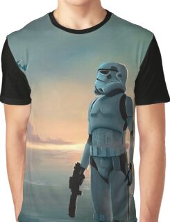 Lone trooper Graphic T-Shirt