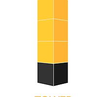Tower of Pimps (simple) by ashto