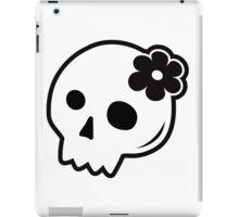 Mary Death - Skull iPad Case/Skin