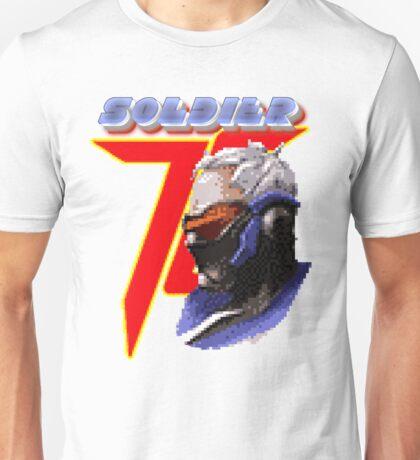 Soldier Miami 16 bits Unisex T-Shirt