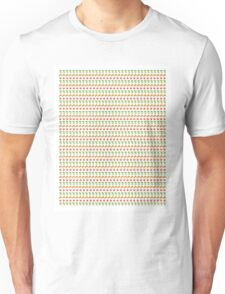 Changing Seasons (Emoji Pattern) Unisex T-Shirt