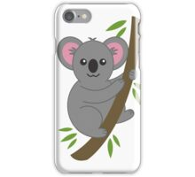 cute's koala iPhone Case/Skin