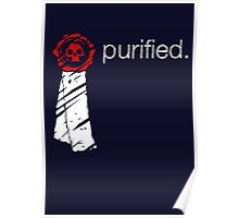Purity Seal Poster