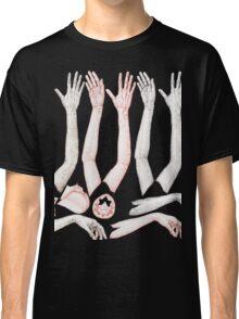 Hands Chart Classic T-Shirt