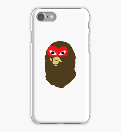 "BAPE x CDG ""A Seeing Ape"" Collab iPhone Case/Skin"
