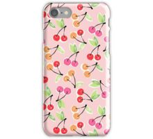 colour fruits iPhone Case/Skin