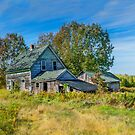 Abandoned House, Wentworth Valley, Nova Scotia by kenmo