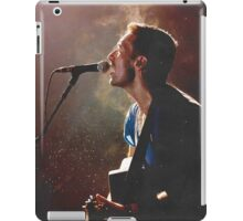 Coldplay Chris Martin iPad Case/Skin