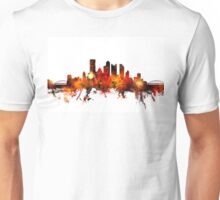 Pittsburgh Pennsylvania Skyline Unisex T-Shirt