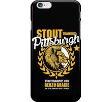 StoutTrainPitt_MataLeon iPhone Case/Skin