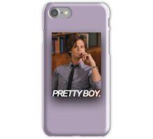 Pretty Boy Reid iPhone Case/Skin