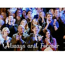 OTH always and forever Photographic Print