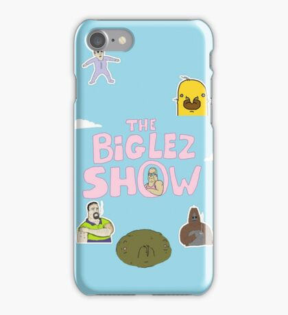 The Big Lez Show  iPhone Case/Skin