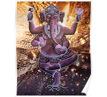 Ganesh - Remover of Obstacles Poster