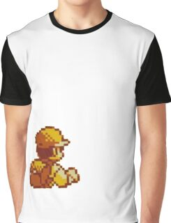 Red from Pokemon (Ash) Graphic T-Shirt