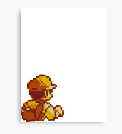 Red from Pokemon (Ash) Canvas Print