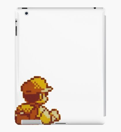 Red from Pokemon (Ash) iPad Case/Skin