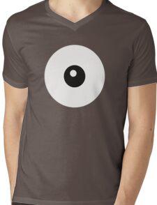 Unown Eye - Smaller Mens V-Neck T-Shirt