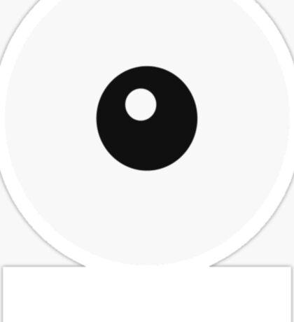 Unown Eye - Smaller Sticker
