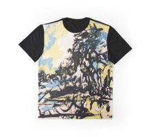 VIBRANT LANDSCAPE Graphic T-Shirt