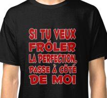 citation humour perfection Classic T-Shirt