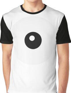 Unown Eye Graphic T-Shirt