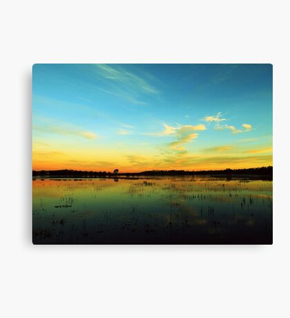 When I See You, See Me Canvas Print