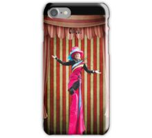 Roll up, roll up ..... iPhone Case/Skin