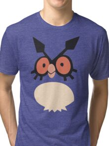 Hoothoot Tri-blend T-Shirt