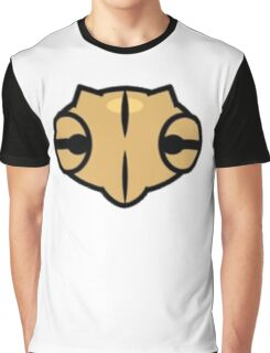 Shedinja Pokemon Head Graphic T-Shirt