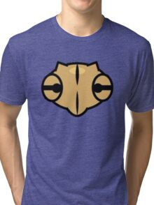 Shedinja Pokemon Head Tri-blend T-Shirt