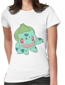 bulbasaur Womens Fitted T-Shirt