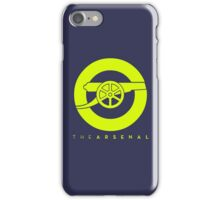 The Arsenal Third Kit Colors iPhone Case/Skin