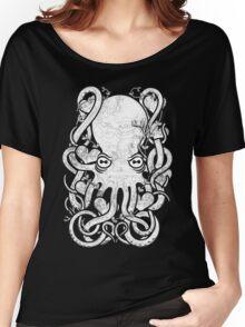 Octupus Women's Relaxed Fit T-Shirt