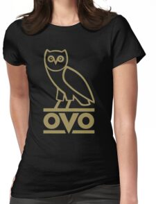 OVO DRAKE Womens Fitted T-Shirt