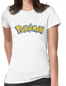 Pokemon 5 Womens Fitted T-Shirt
